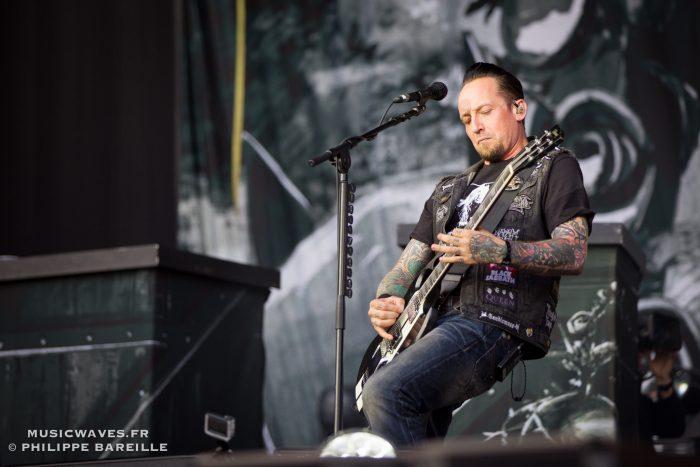Volbeat - hellfest 2016 - 2016