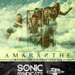 amaranthe - live club - 2016