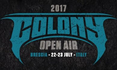 colony open air 2017 - logo