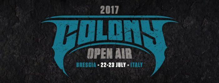 colony open air 2017 - logo