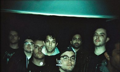 deafheaven - band - 2016