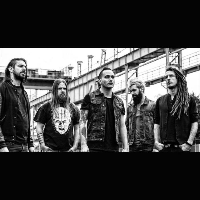 destrage - band - 2016