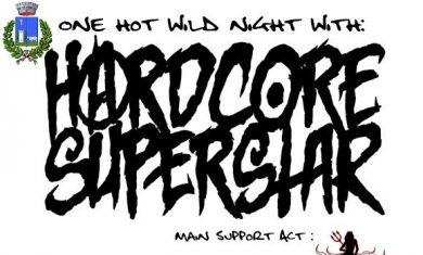 hardcore superstar locandina 10 settembre 2016