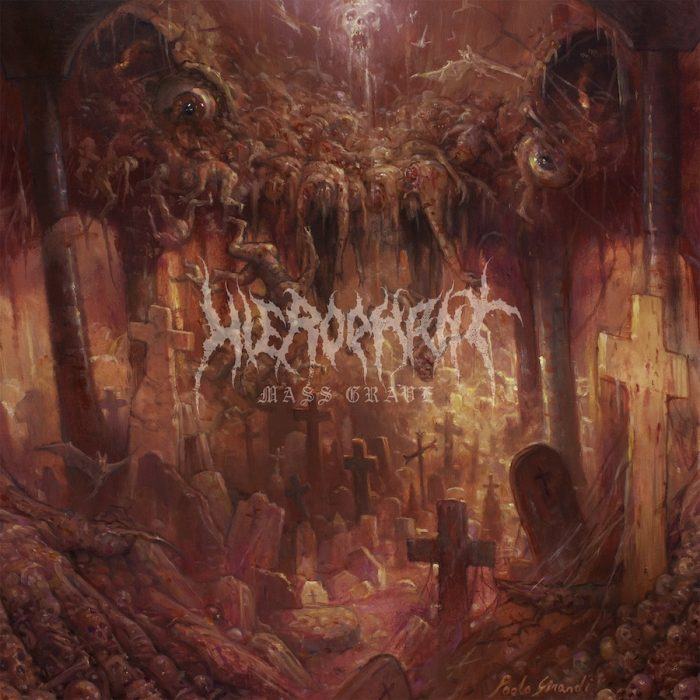 hierophant - mass grave - 2016
