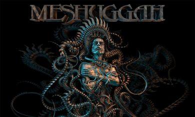 meshuggah - the violent sleep of reason - 2016