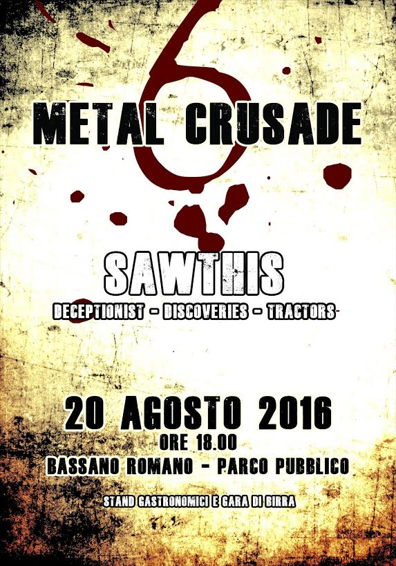 metal crusade 2016