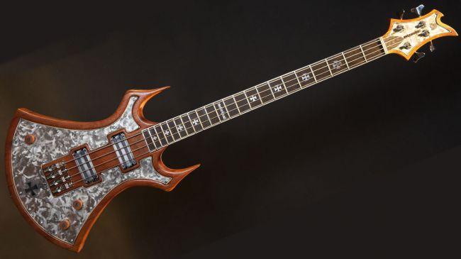 Cynosure Guitars - Motorhead Bass