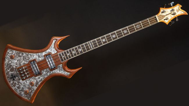 Cynosure Guitars - Motorhead Bass