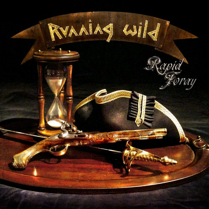 running wild - rapid foray - hi res - 2016