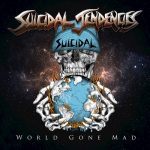 suicidal tendencies - world gone mad - album 2016