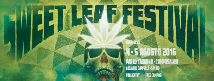 sweet leasf festival - locandina 2016