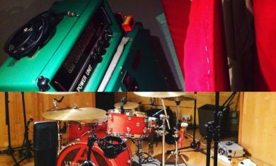 ufomammut - studio - 2016