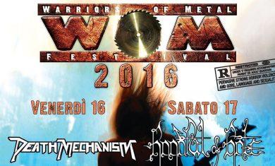 warriors of metal 2016