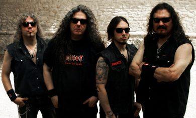 ANCILLOTTI  - band - 2016