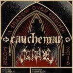 Cauchemar - locandina tour europeo 2016 - 2016jpg