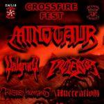 Crossfire Fest - locandina - 2016