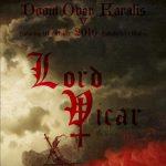 Doom Over Karalis - locandina - 2016