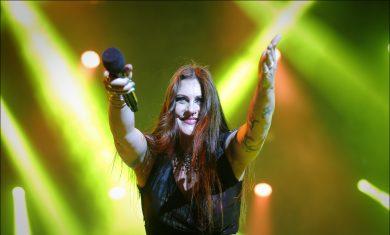 Artista: Nightwish | Fotografo: Enrico Dal Boni | Data: 12 settembre 2016 | Venue: PalaBAM | Città: Mantova