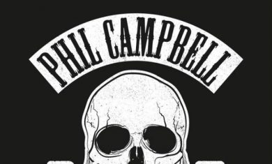 Phil Campbell And The Bastard Sons - logo - 2016