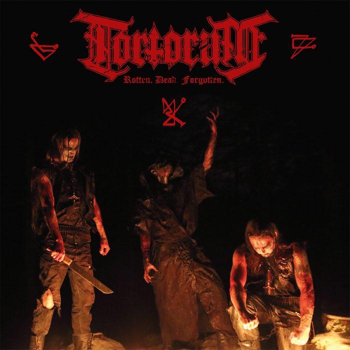 TORTORUM - Rotten. Dead. Forgotten - copertina - 2016