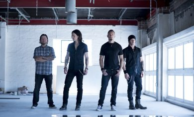 alter bridge - band - 2016