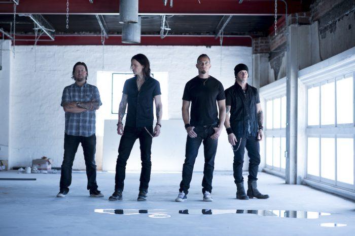 alter bridge - band - 2016