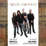 fates warning tour 2017