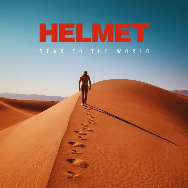 helmet - dead to the world - 2016