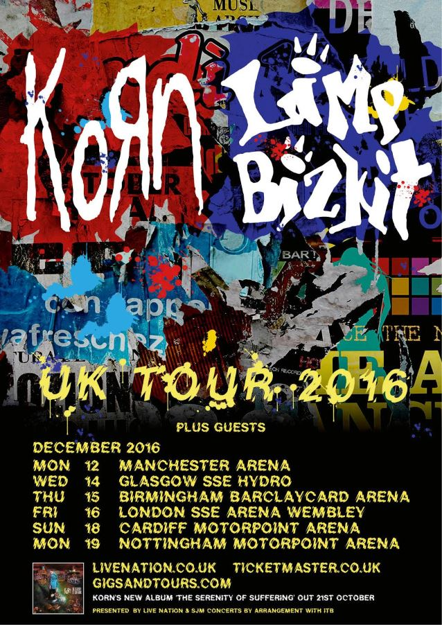 Slipknot and KoRn announce UK tour dates - The Front Row Report | The ...