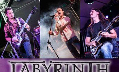 labyrinth - band - 2016
