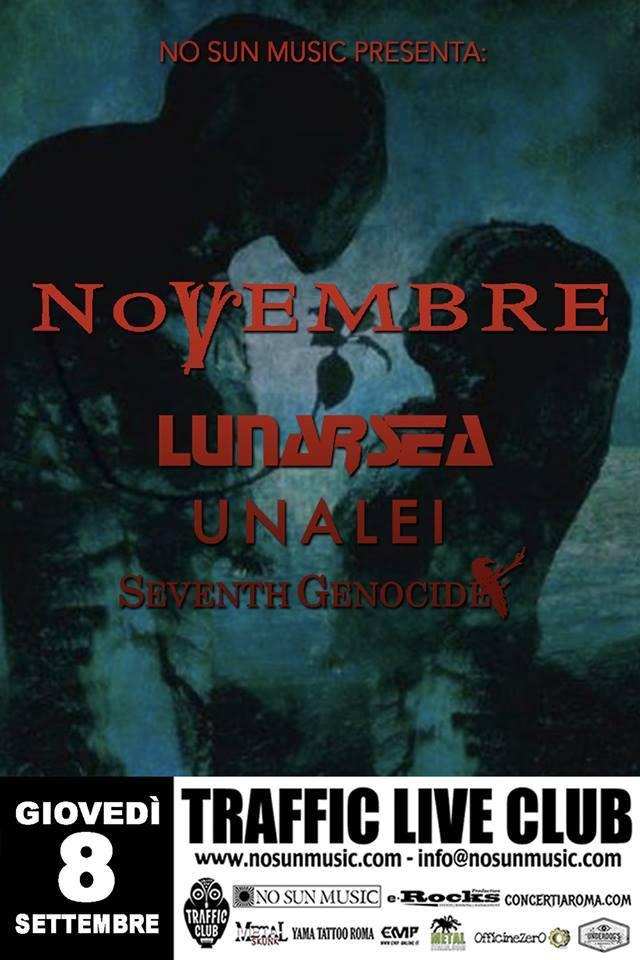 novembre - data roma - 2016