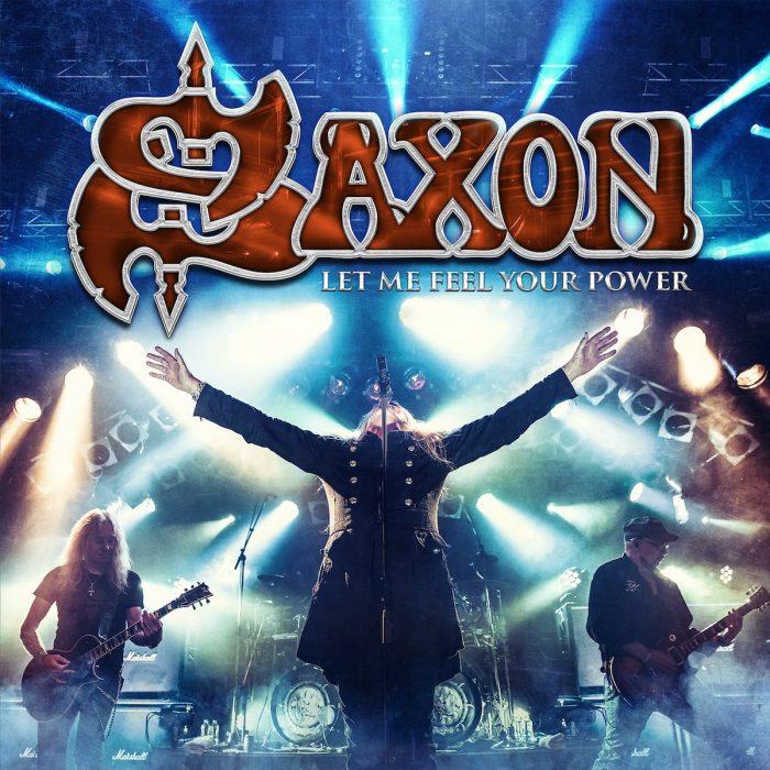 saxon - let me feel your power - 2016