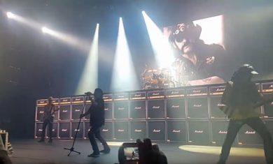 scorpions - tributo a lemmy - 2016