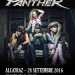 steel panther - alcatraz milano 2016