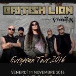 steve harrs british lion - data italiana - 2016