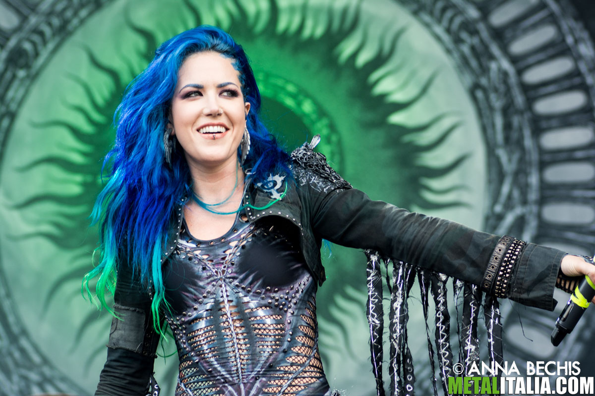 Alissa White Gluz On Twitter Congratulations To: ARCH ENEMY: Aggiornamenti Sul Progetto Solista Di Alissa