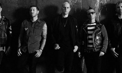 avenged sevenfold - band promo - 2016