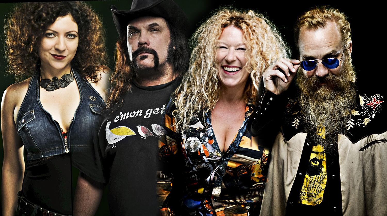 Nashville Pussy Band 61