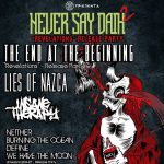 Never Say Daih Festival - locandina edizione 2016 - 2016