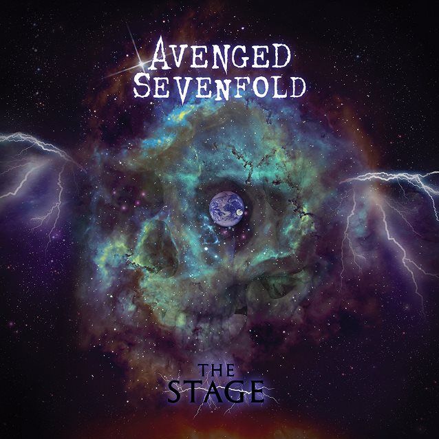 avenged sevenfold - the stage - 2016