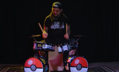 mike-portnoy-batteria-pokemon-2016