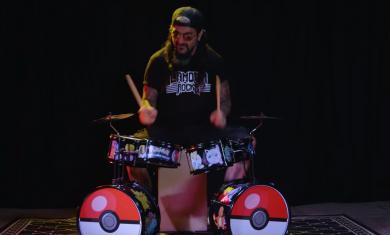 mike-portnoy-batteria-pokemon-2016