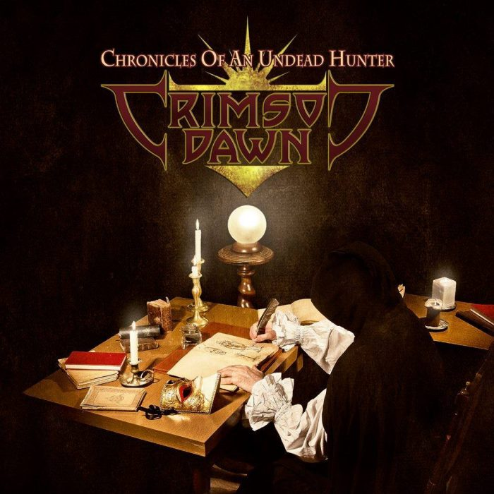 crimson-dawn-chronicles-of-an-undead-hunter-album-2017