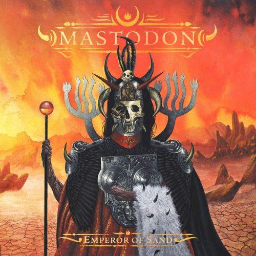 Risultati immagini per mastodon emperor of sand