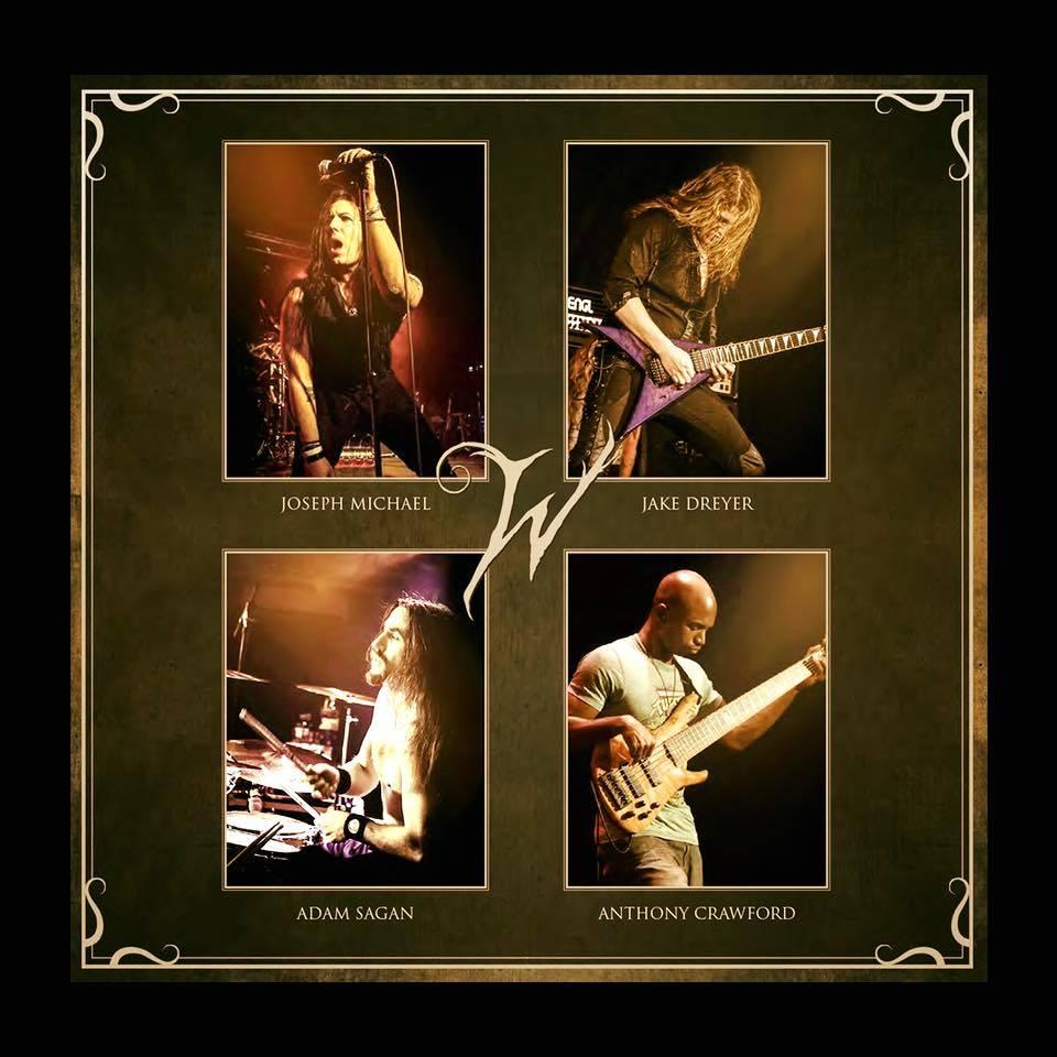 "WITHERFALL: il lyric video di ""The Great Awakening"""
