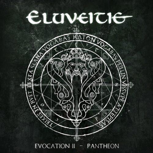 Cosa stiamo ascoltando in questo momento Eluveitie-Evocation-II-%E2%80%93-Pantheon-2017-500x500