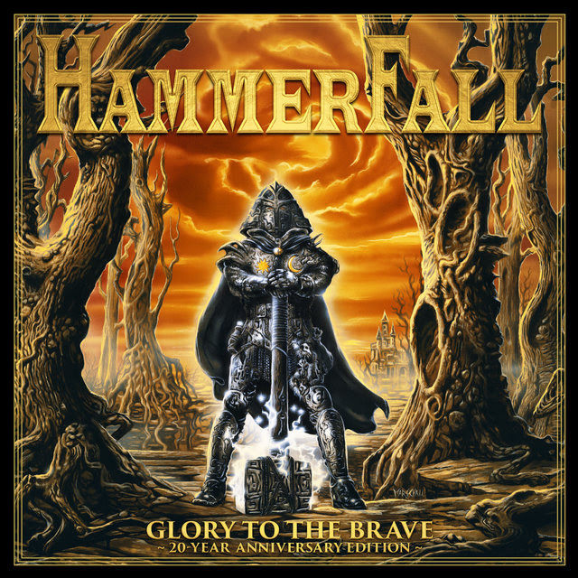Hammerfall glory to the brave mp3 скачать