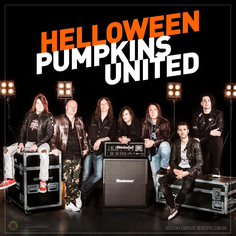 """HELLOWEEN: ascolta un'anteprima della nuova """"Pumpkins United"""" con Michael Kiske e Kai Hansen"""