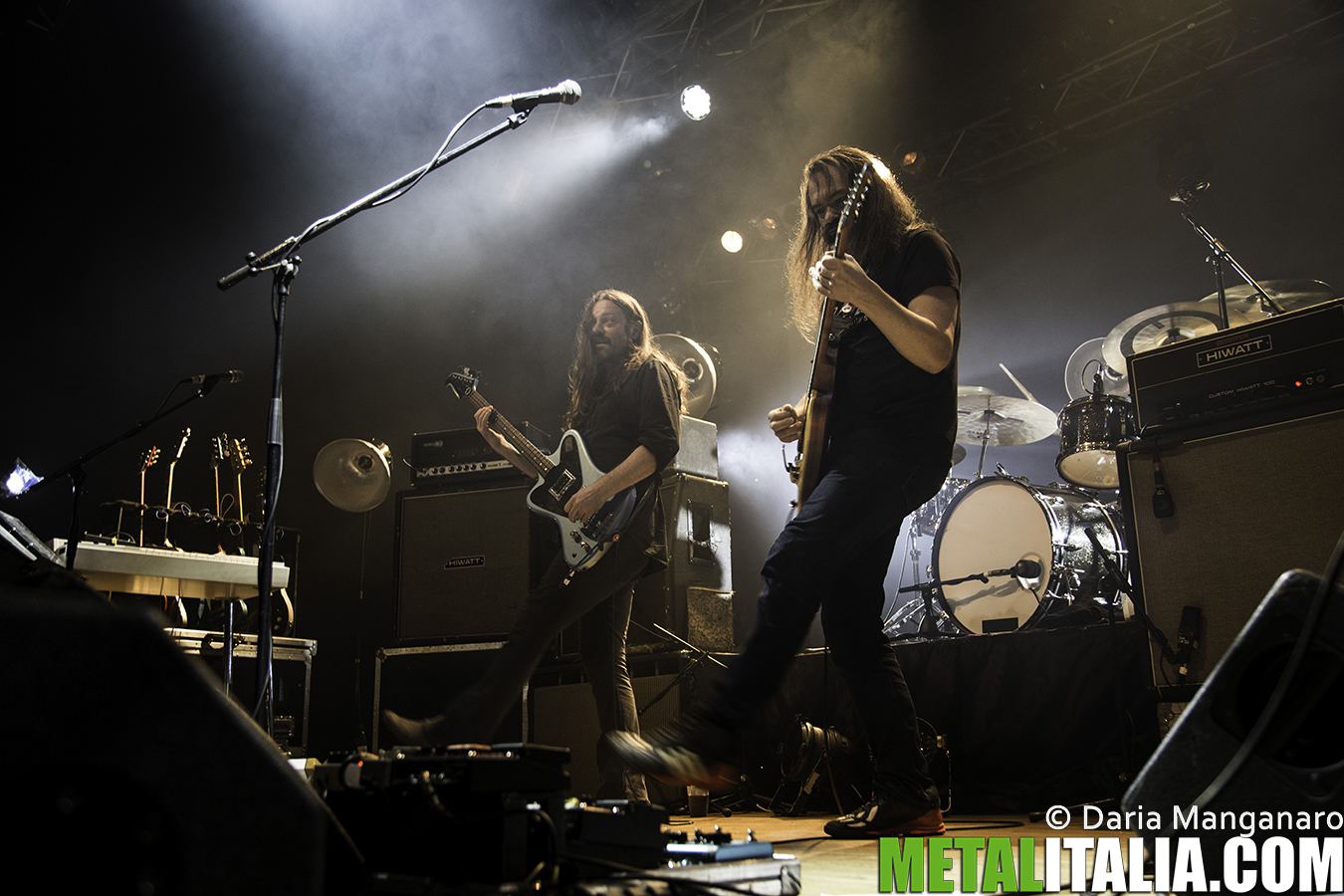 buy online eac92 89f4d 05/11/2017 - MOTORPSYCHO @ Live Music Club - Trezzo Sull ...