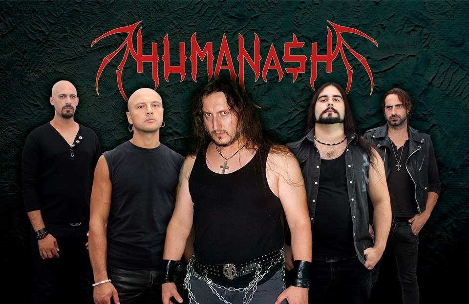 """HUMANASH: in uscita il debut album """"Reborn From The Ashes ..."""